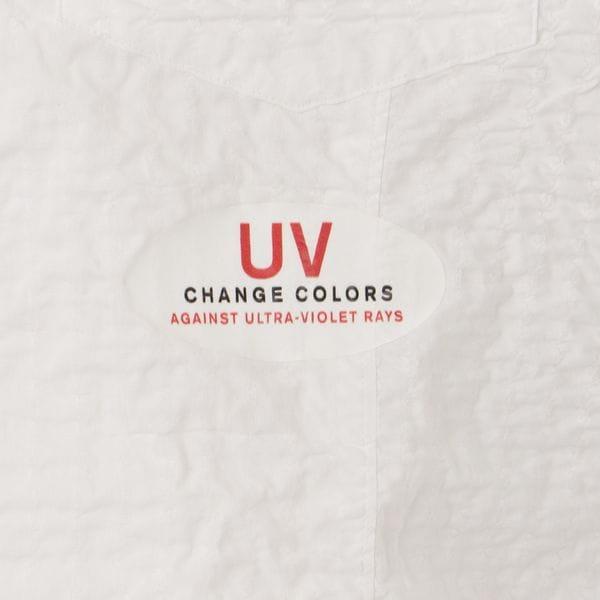 【doublet】MEN UV CHANGE COLOR SHIRT