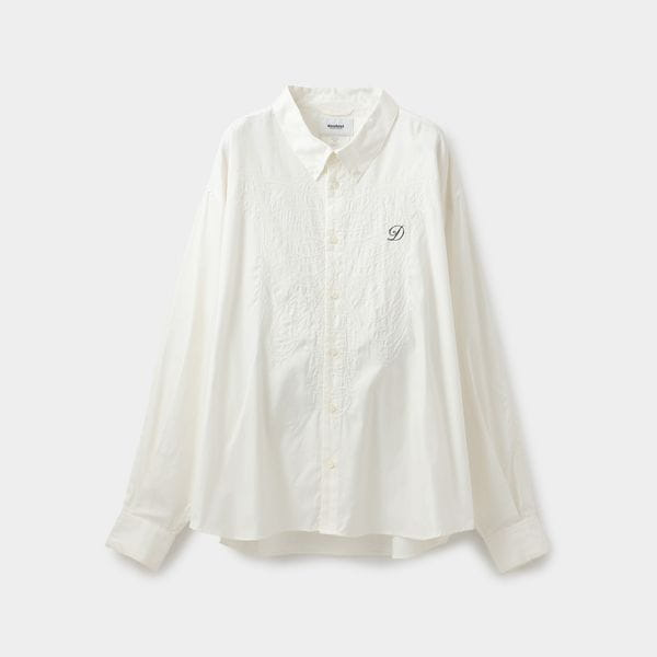 【doublet】MEN SKELETON EMBROIDERY SHIRT 19AW17SH64