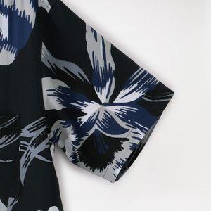 【NOMA t.d.】MEN Summer Shirt -Floral SH04