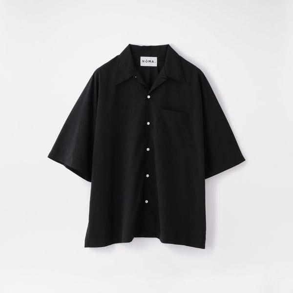 【NOMA t.d.】MEN シャツ S/N Story Shirrt SH 04