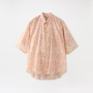 【FACTOTUM】MEN Rexcell Psychedelic wide S/S Shirts 1061439