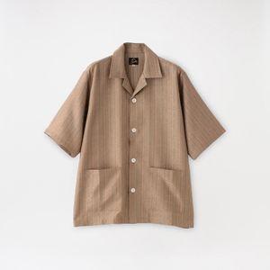 【Needles】MEN シャツ Cabana Shirt - Paisley Jq. IN085