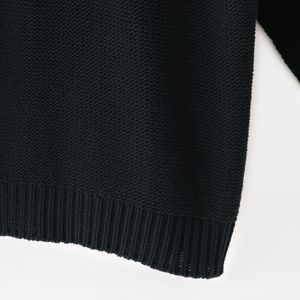 【doublet】MEN HAND-KNITTING JACQUARD PULLOVER 21SS38KN46