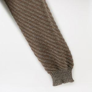 【FACTOTUM】MEN 10G Deformation Alan Crew Knit 1090140