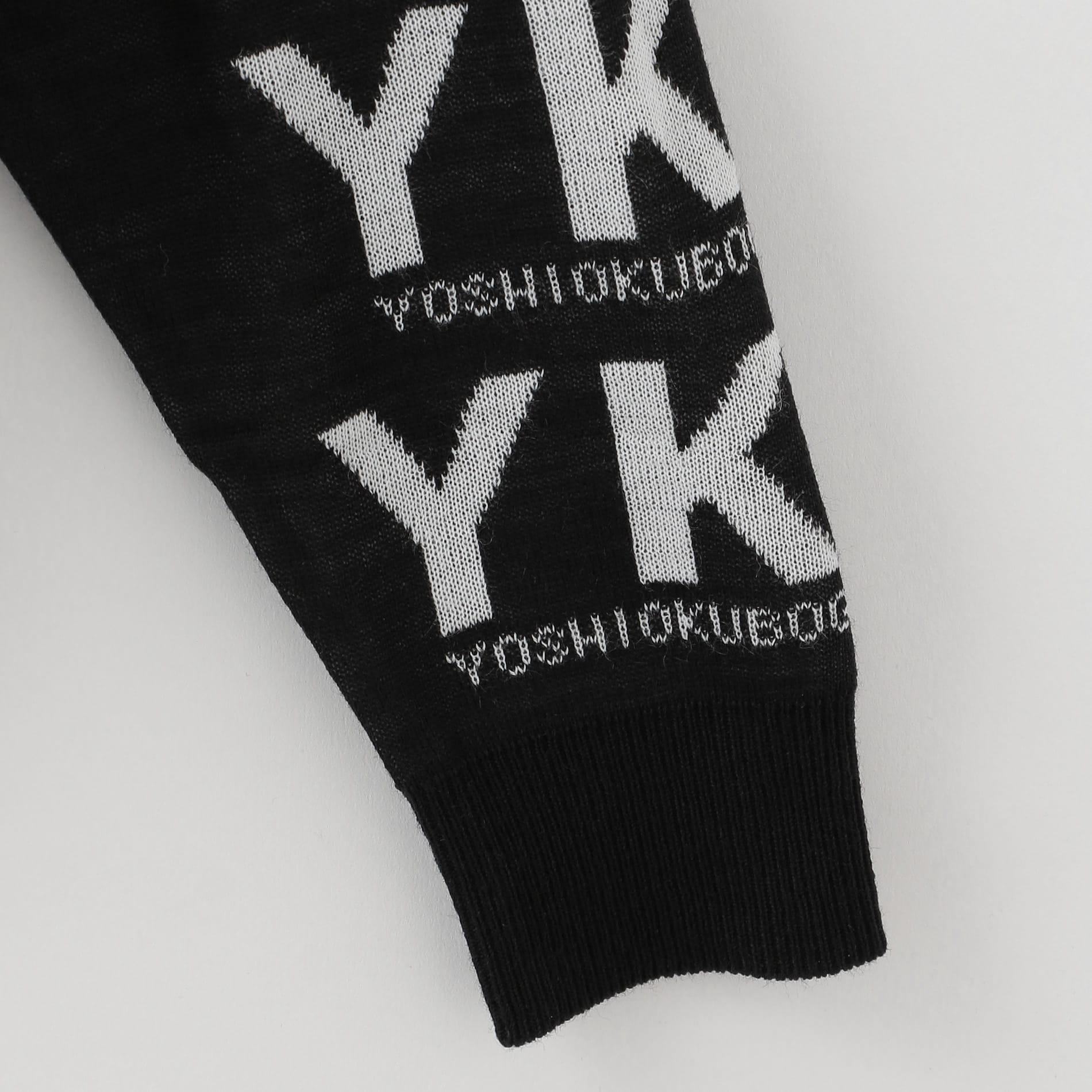 〈タイムセール〉【yoshiokubo GROUNDFLOOR】MEN ロゴニット YKF19808