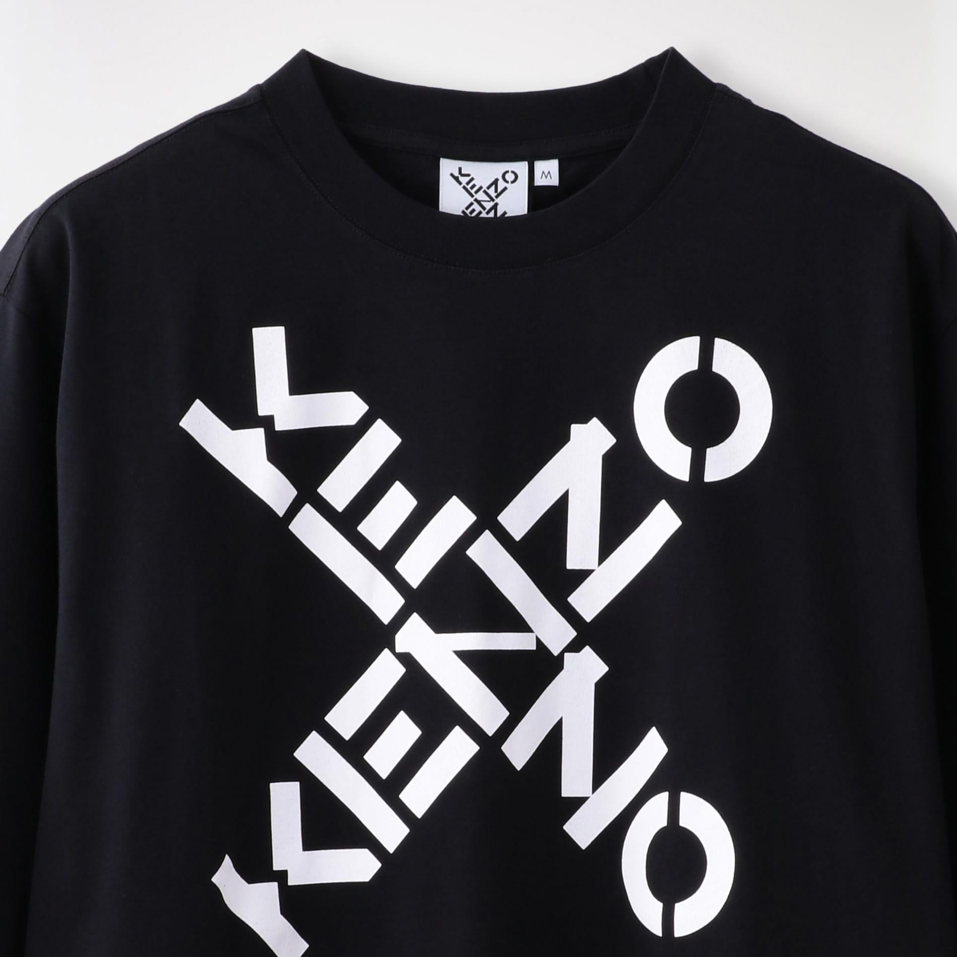 【KENZO】MEN Tシャツ KENZO SPORT OVERSIZE T-SHIRT FA65TS5024SJ
