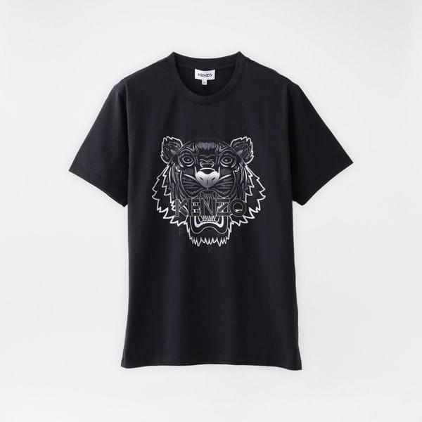 【返品送料無料】【KENZO】MEN Tシャツ GRADIENT TIGER CLASSIC T-SHIRT FB55TS0264YG