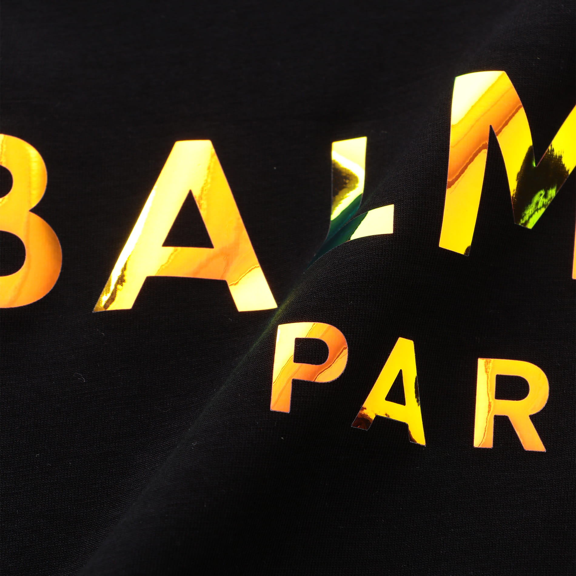 【BALMAIN】MEN HOLOGRAM BALMAIN TS TH01601.I309