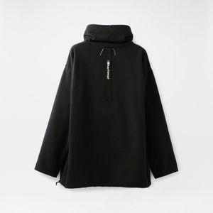 【karrimor aspire】MEN リバーシブル フリース プルオーバー 4C02MAI1