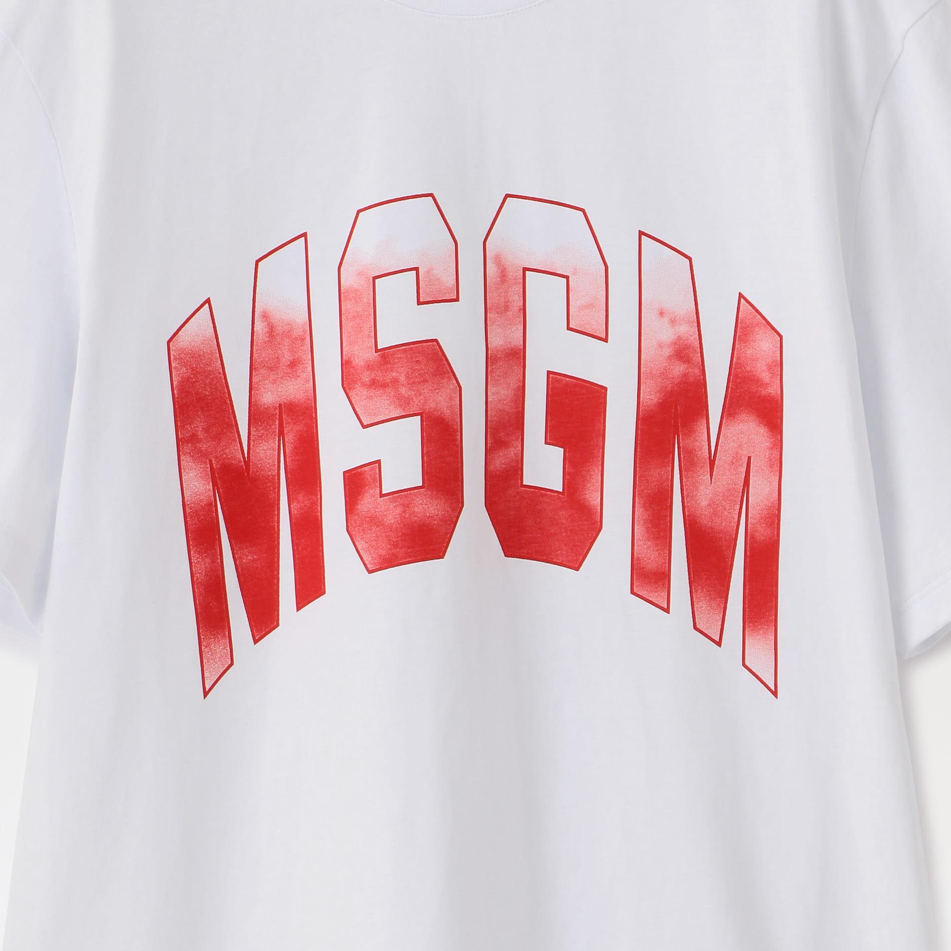 【MSGM】MEN T-SHIRT 2840MM214 207098