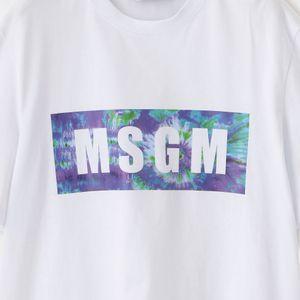 【MSGM】MEN T-SHIRT 2840MM234 207098