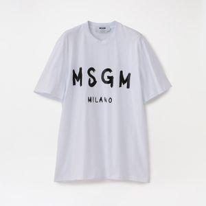 【MSGM】MEN  T-SHIRT 2840MM97 207098