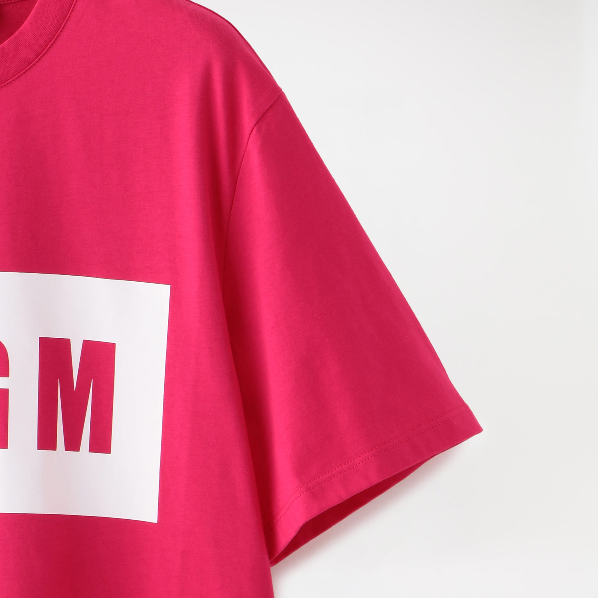 【MSGM】MEN T-SHIRT 2840MM67 207098