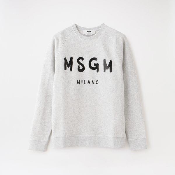 【MSGM】MEN スウェット 2940MM104 207599-45 207597-45
