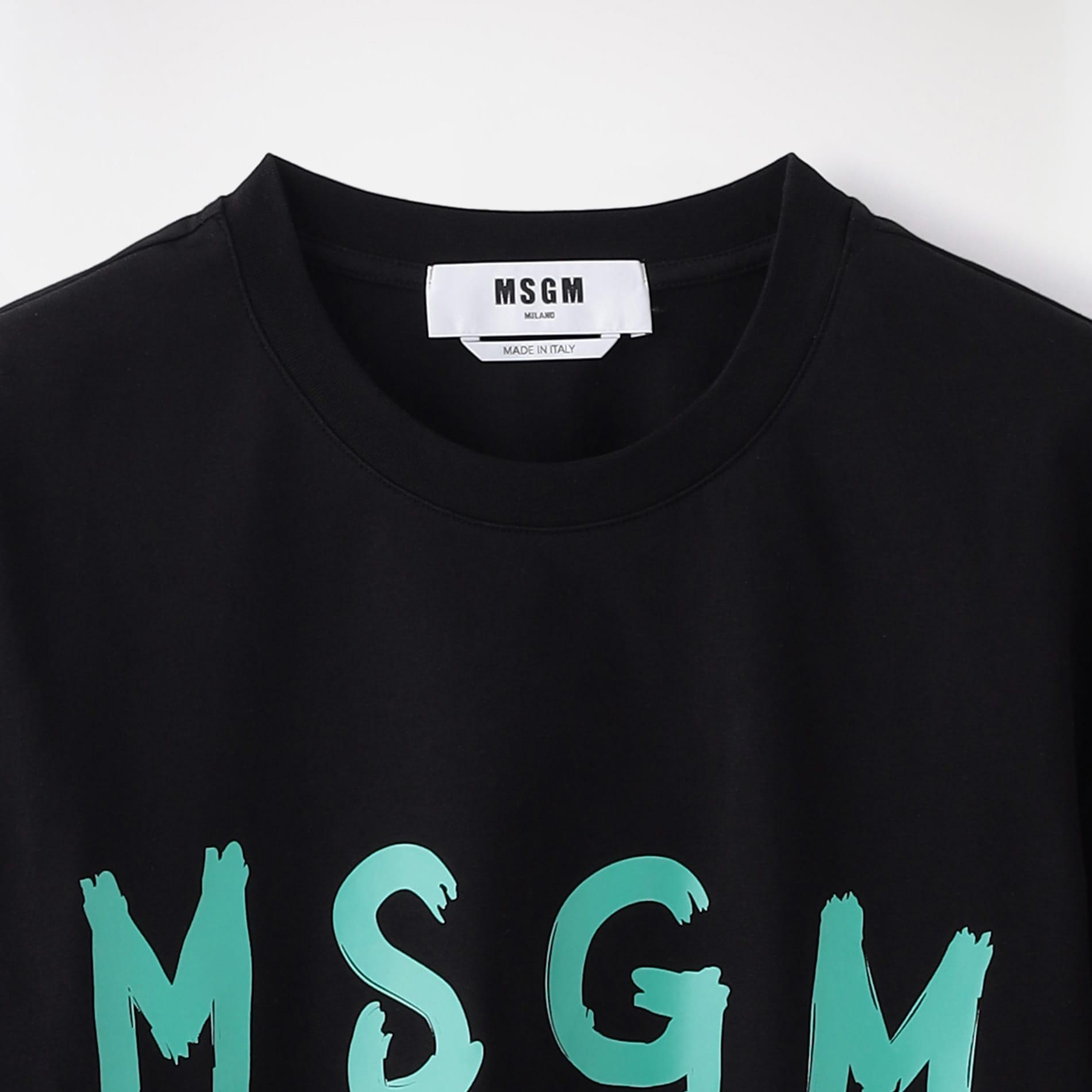 【MSGM】MEN T-SHIRT 3040MM97 217098-22