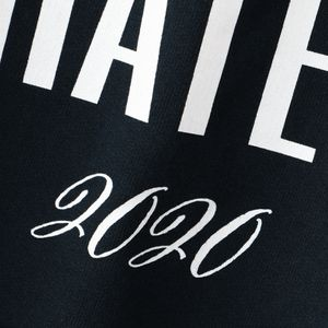 【EMOTIONALLY UNAVAILABLE】MEN COMPLETELY HATED SWEAT HOODIE FW20-EU-024