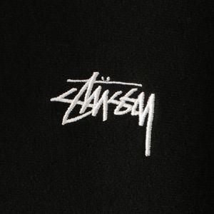 【Stussy】MEN パーカー Stock Logo Hood 118364