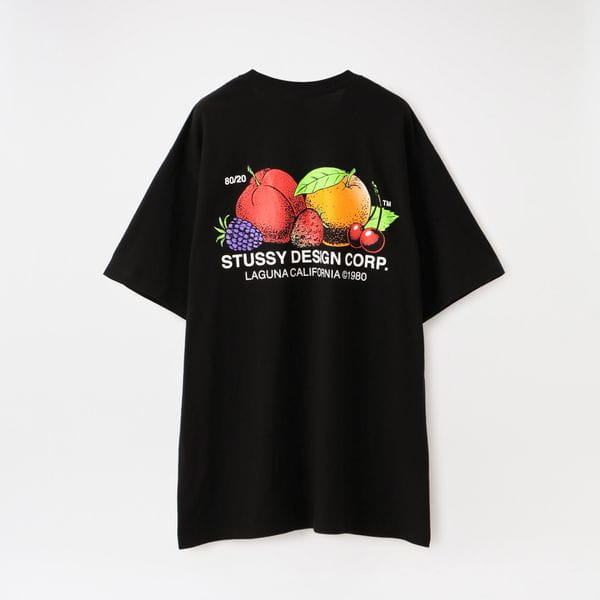 【Stussy】MEN Fresh Fruit Tee 1904542