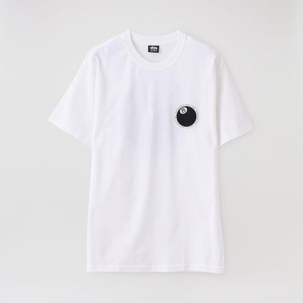 【Stussy】MEN 8 Ball Dot Tee 1904646
