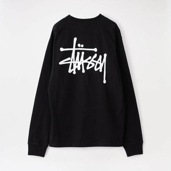 【Stussy】MEN トップス Basic Stussy Ls Tee 1994649