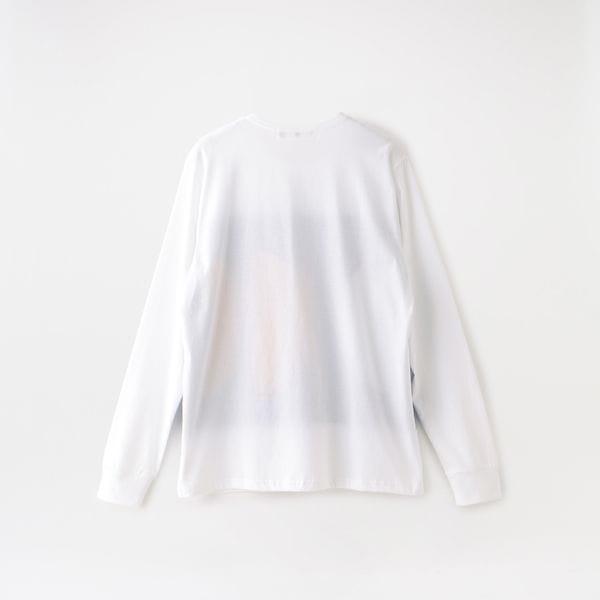 【ALOYE】MEN Color Blocks Long Sleeve T-shir AY05746