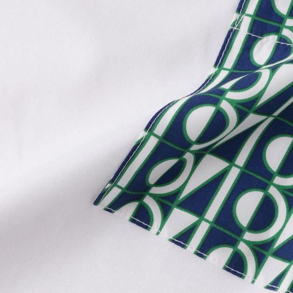 【ALOYE】MEN Tシャツ Anniversary Textile - Short Sleeve T-shirt AY05907