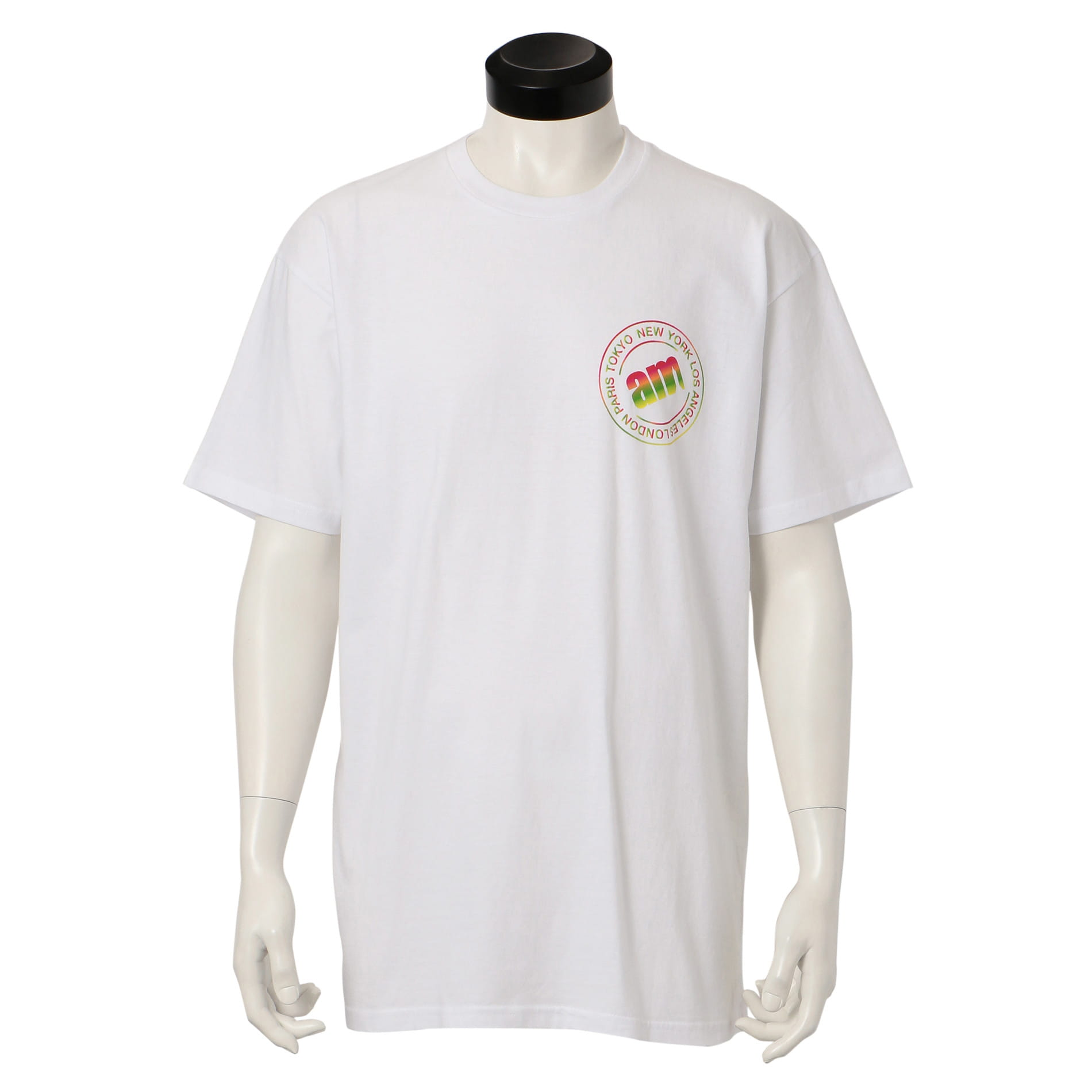 【am(AfetrMidnight)】MEN Tシャツ SS19-TS012