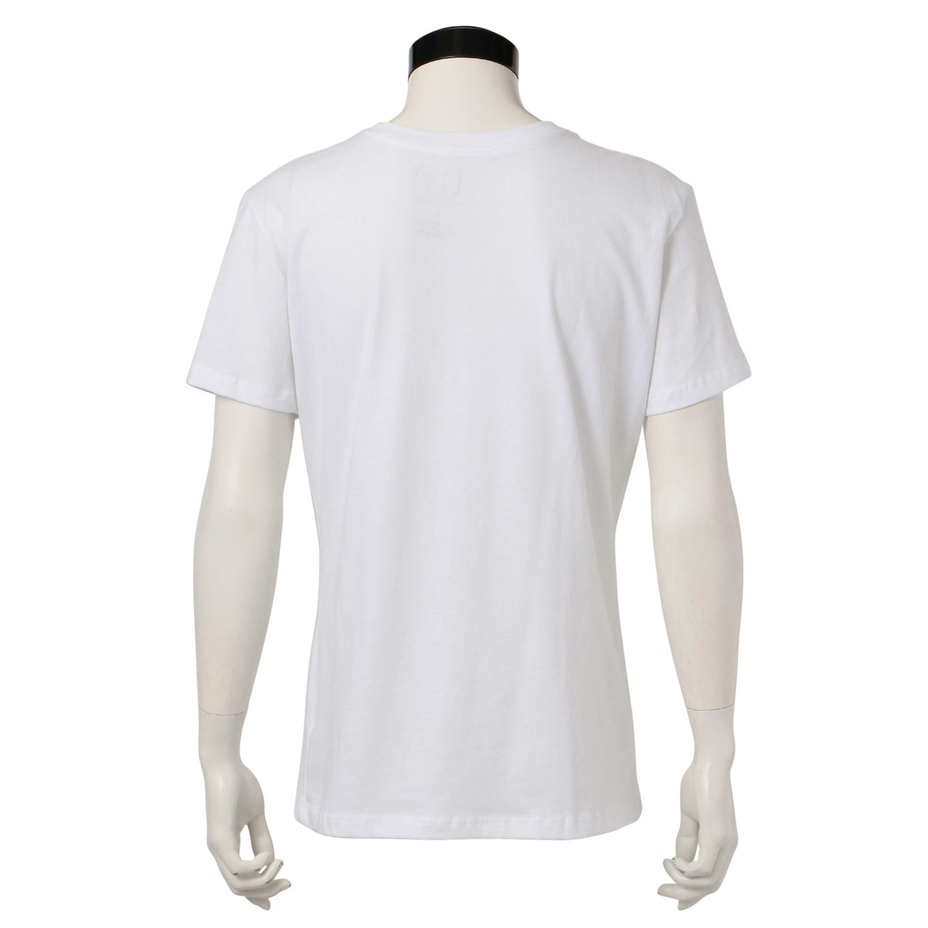 〈タイムセール〉【U.P.(Unfortunate Portrait)】MEN Tシャツ HAIRY STYLES