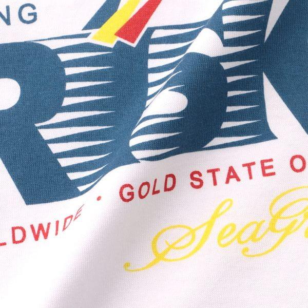【Seagreen×FRISK】MEN Tシャツ MSG20S8180