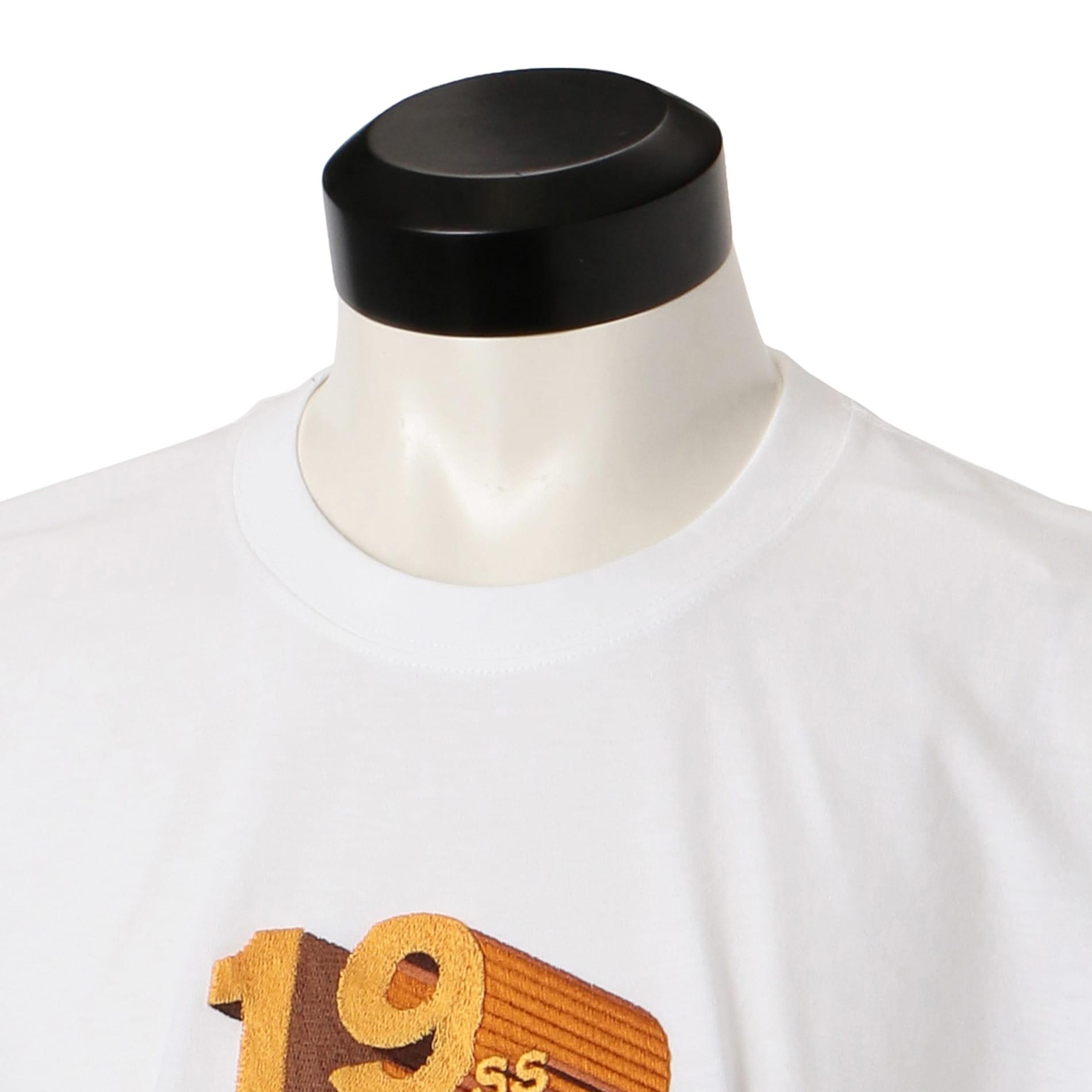 【doublet】MEN 19SS 3D EMBROIDERY T-SHIRT