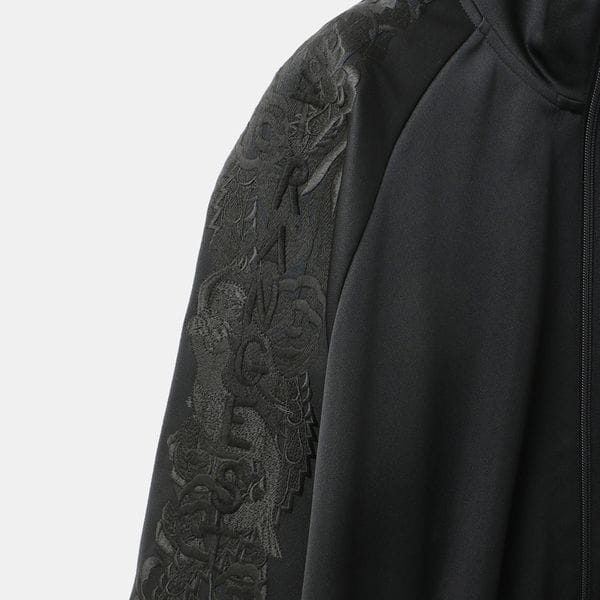 【doublet】MEN CHAOS EMBROIDERY TRACK JACKET 20SS20BL99