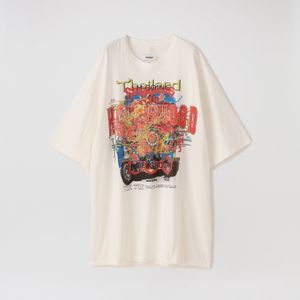 【doublet】MEN Tシャツ COMPRESSED EARTH T-SHIRT 20AW39CS143