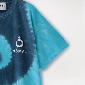 【NOMA t.d.】MEN Tie Dye LOGO Tee TS04