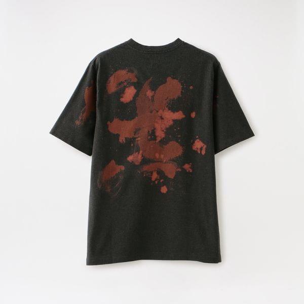 【Charcoal】MEN Tシャツ OC 29/USA Octa Tye-Dye S/S 20-01-1-006