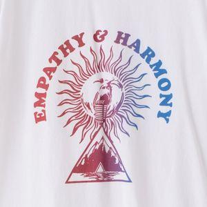 【FACTOTUM】MEN Graphic T-Shirts SUN SHINE 1081339