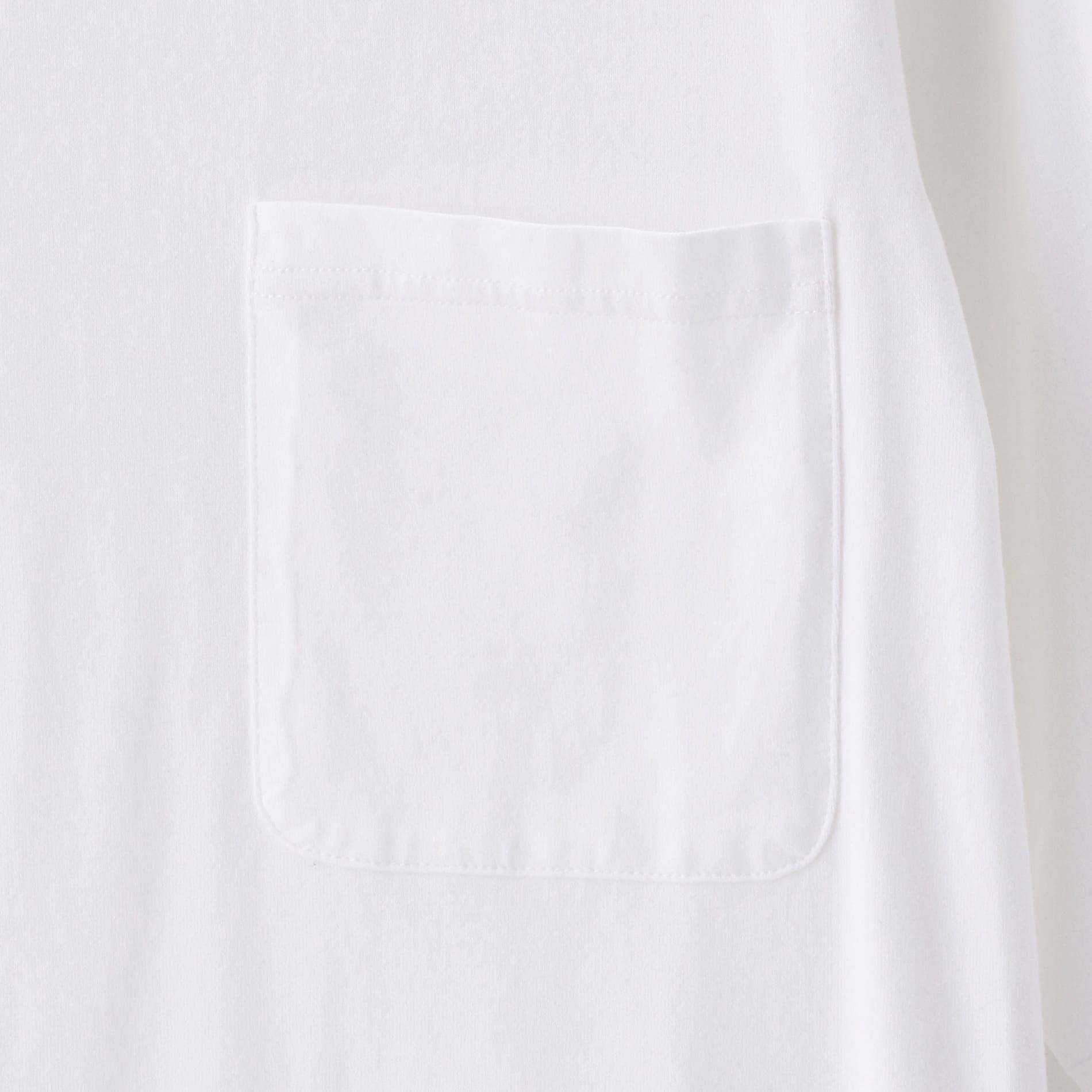 【FACTOTUM】MEN Under Pocket S/S T-shirts 1080139