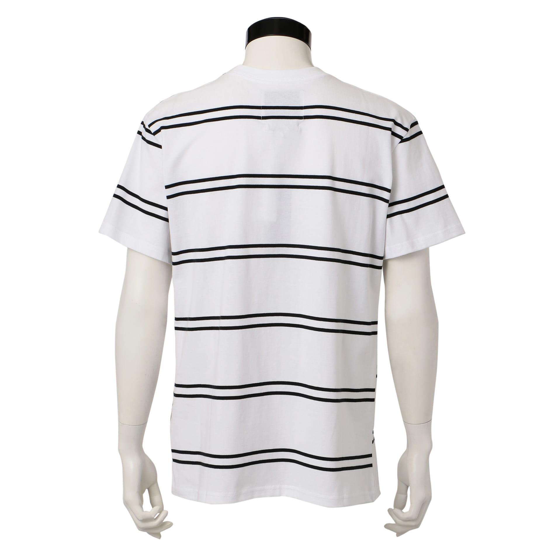 【yoshiokubo GROUNDFLOOR】MEN スターTシャツ YKS19113