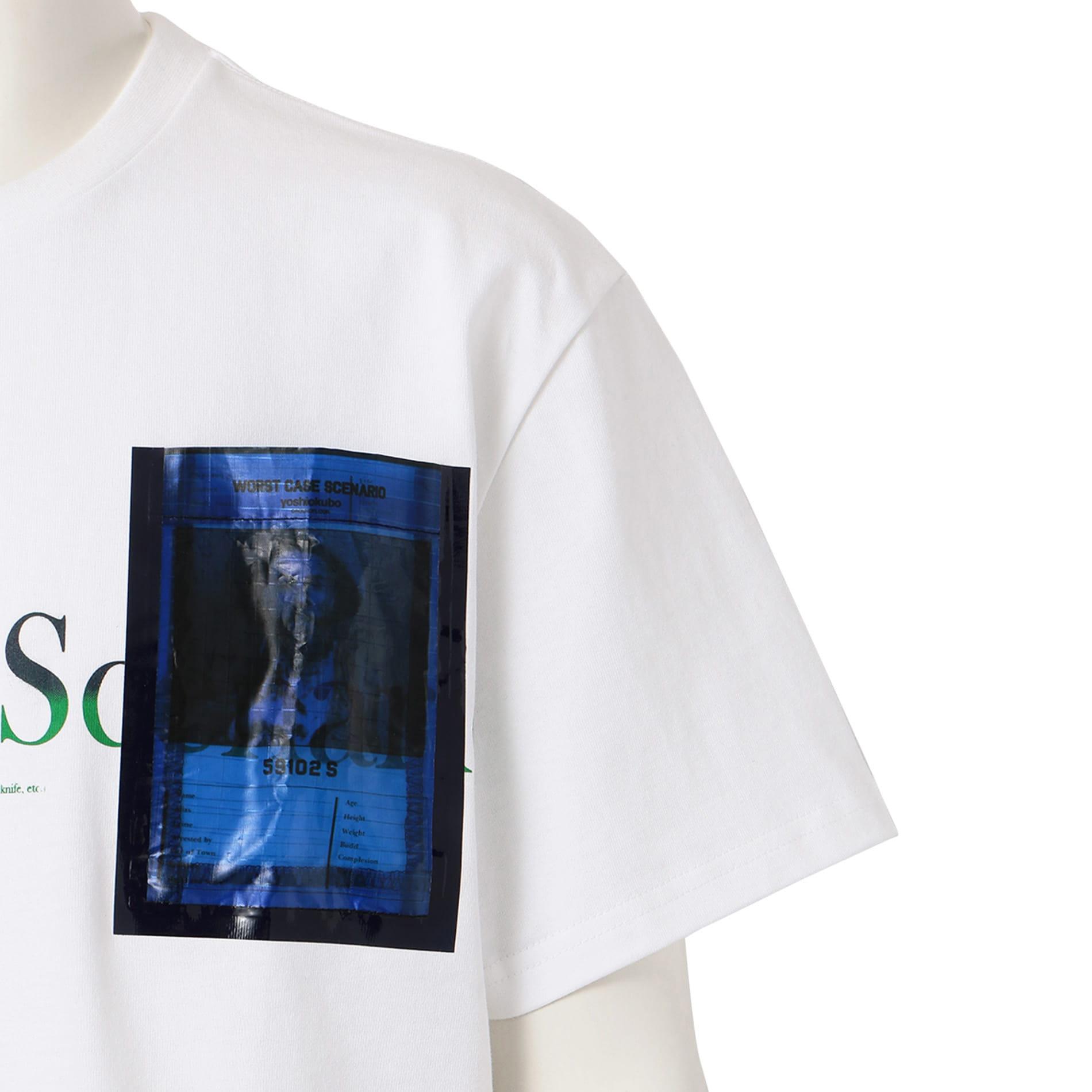 【yoshiokubo GROUNDFLOOR】MEN 別注ポケットTシャツ