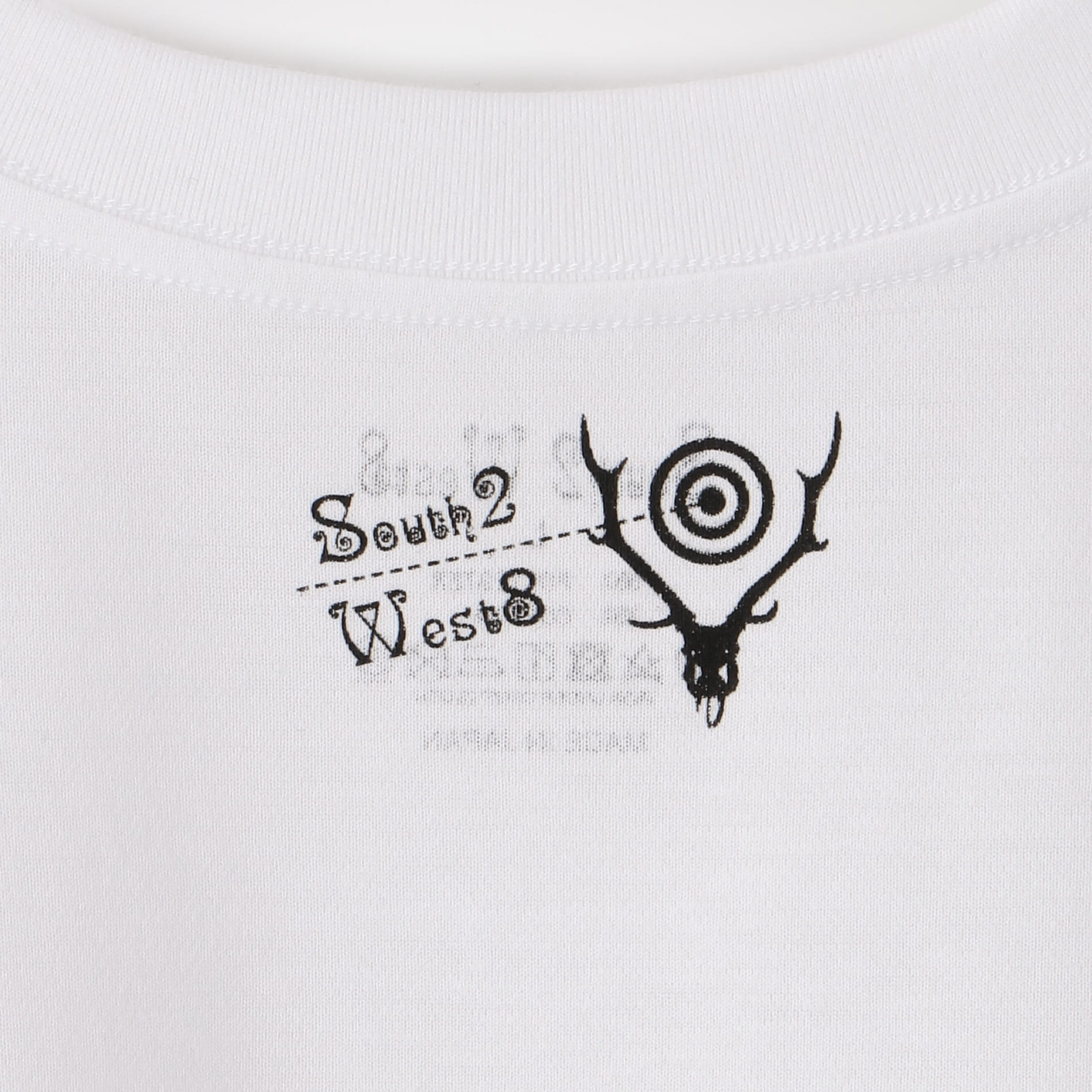 【South2 West8】MEN S/S Crew Neck Tee - Pe/C Jersey/SONGBIRD GL865