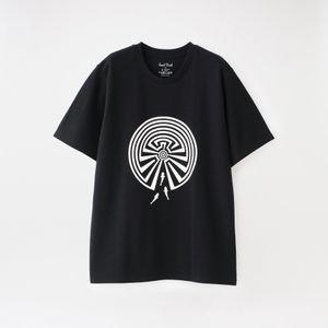 【South2 West8】MEN Tシャツ S/S Crew Neck Tee - MAZE IN893