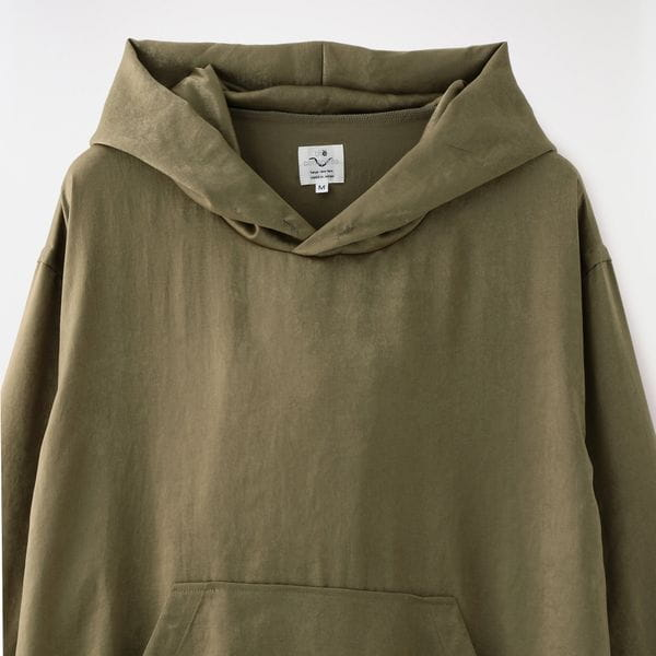 【the conspires】MEN ws hooded parka 20S302