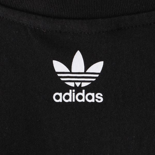【adidas】MEN BIG TREFOIL TEE FM9903,FM9904
