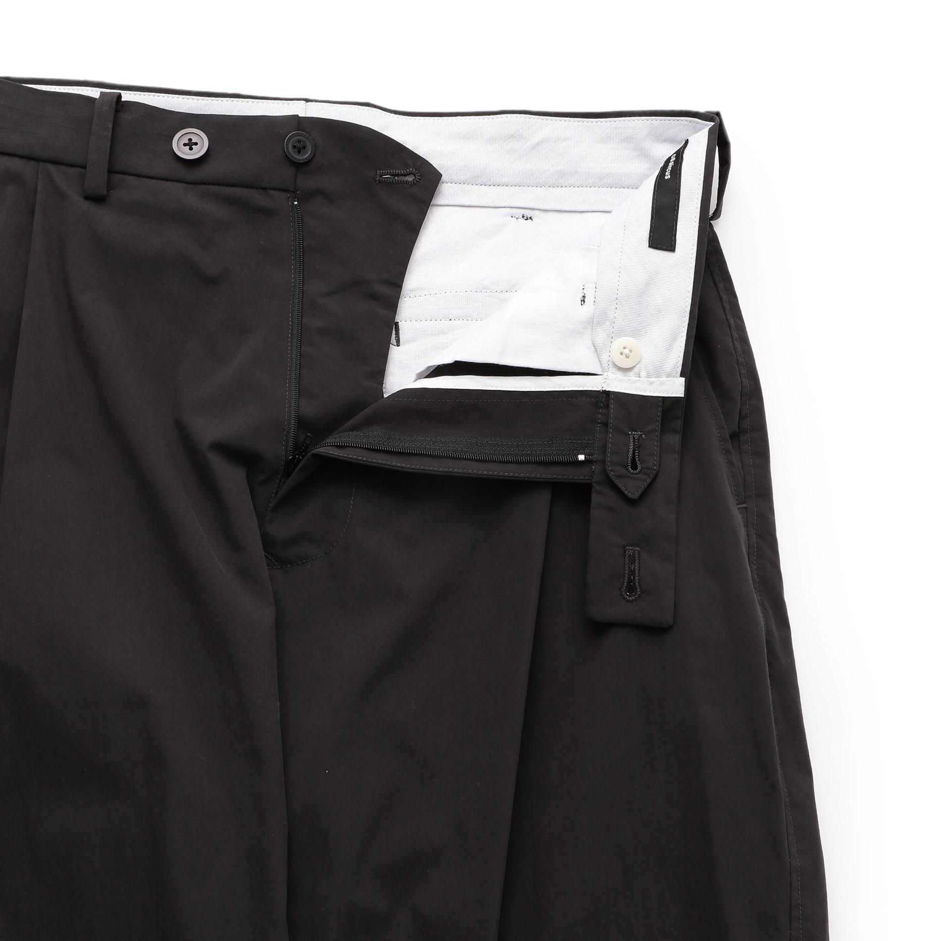 〈タイムセール〉【08sircus】MEN ストレッチパンツ S19SM-PT08