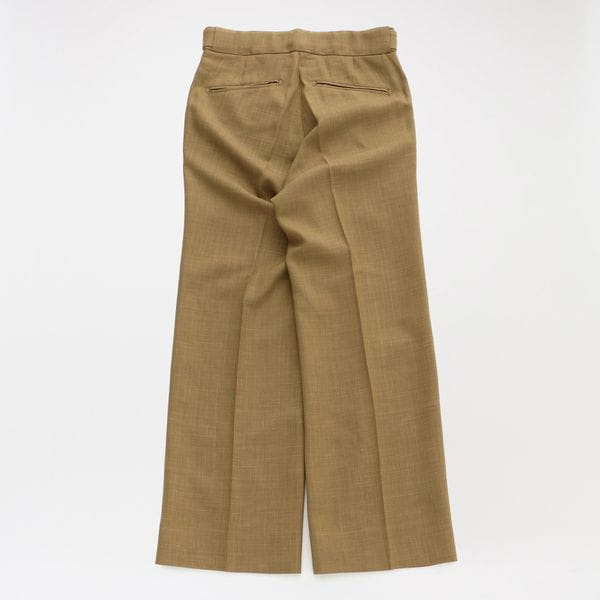 【Needles】MEN パンツ Side Tab Trouser - Poly Dobby Twill IN041