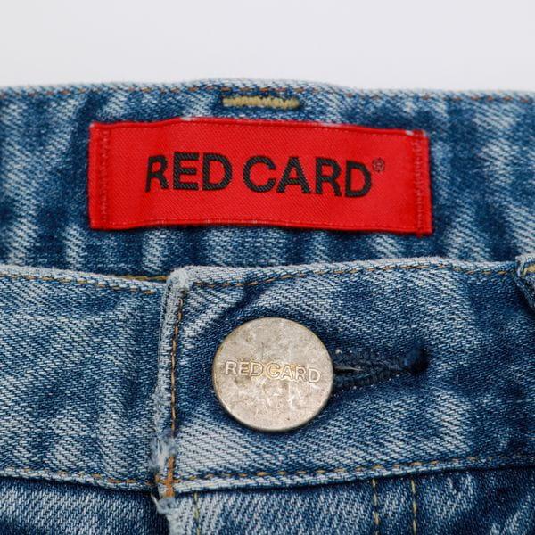【RED CARD】MEN 別注 Rhythm デニムパンツ