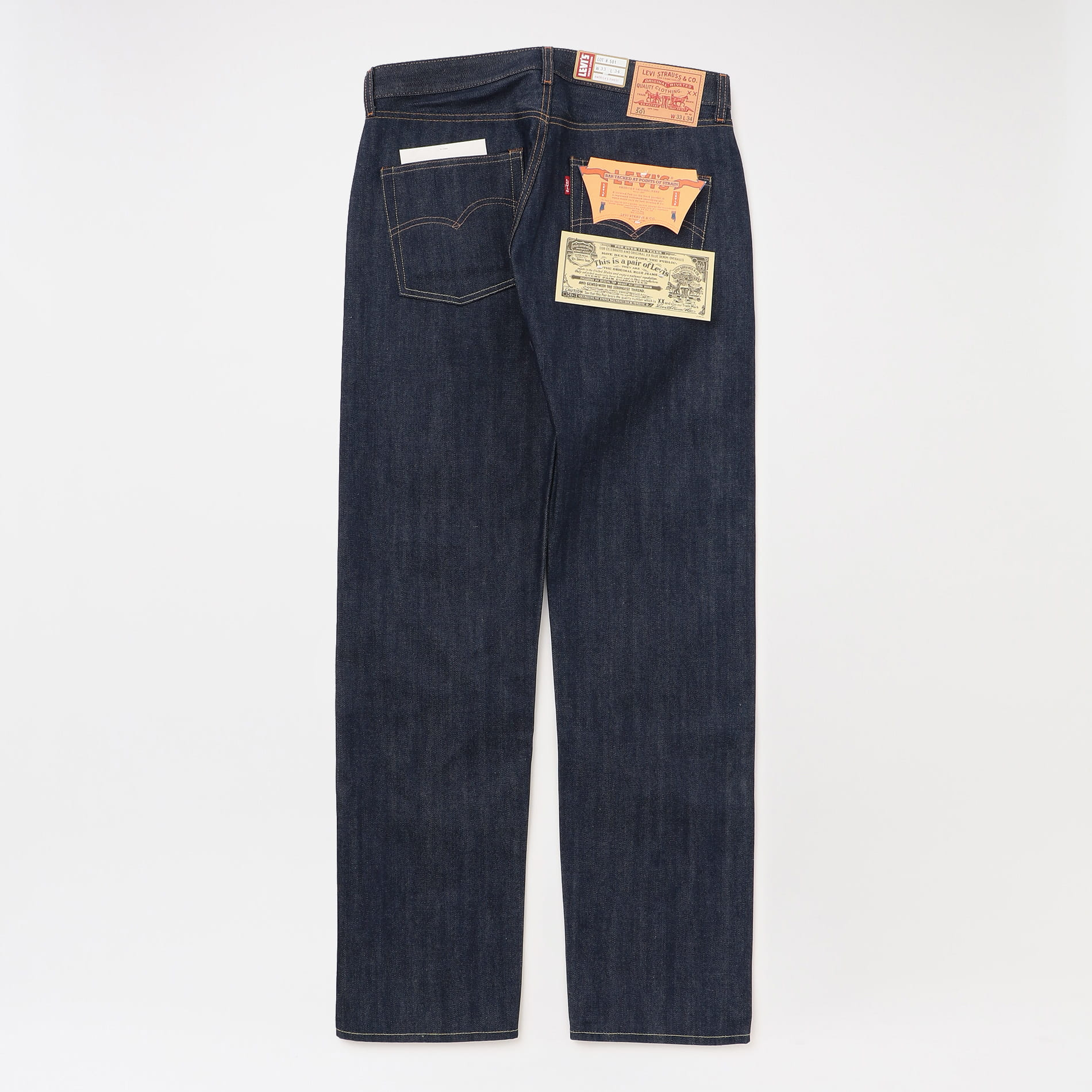 【返品送料無料】【LEVI'S VINTAGE CLOTHING】MEN 1966 501 JEANS 66501-0135