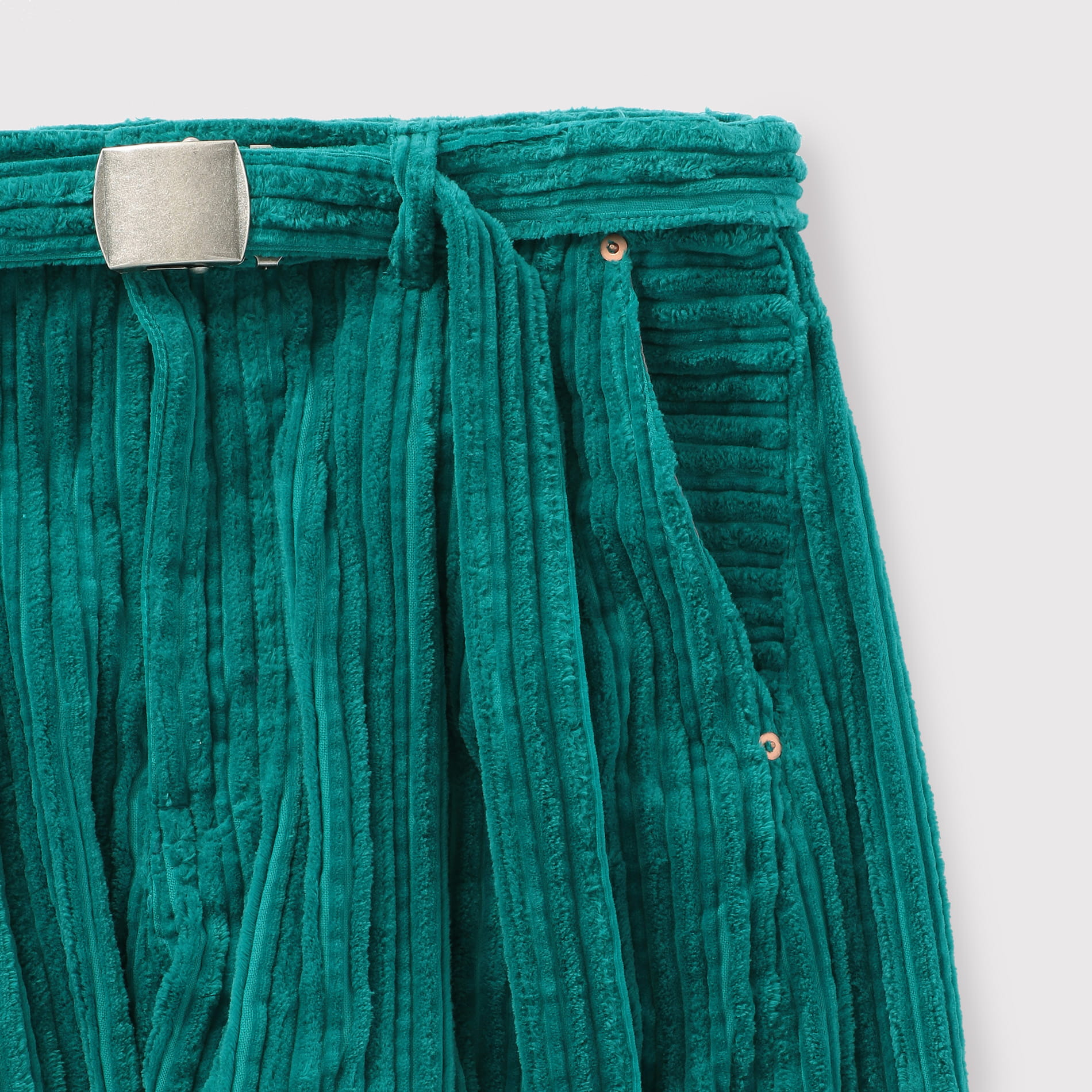 【doublet】MEN CORDUROY WIDE TAPERED TROUSER 19AW10PT104