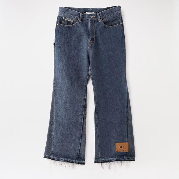 【doublet】MEN デニム UPCYCLE ORIGINAL DENIM PATCHWORK PANTS 21AW12PT162
