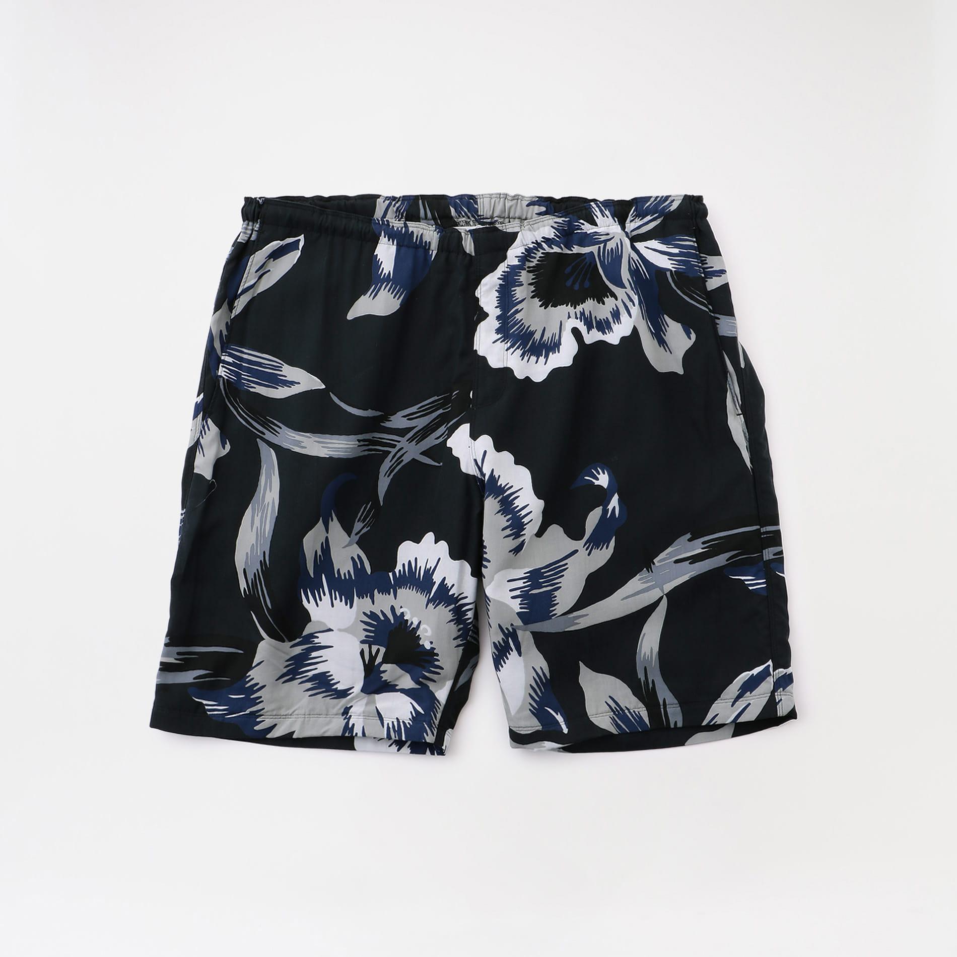 【NOMA t.d.】MEN Beach Short -Floral SPT04
