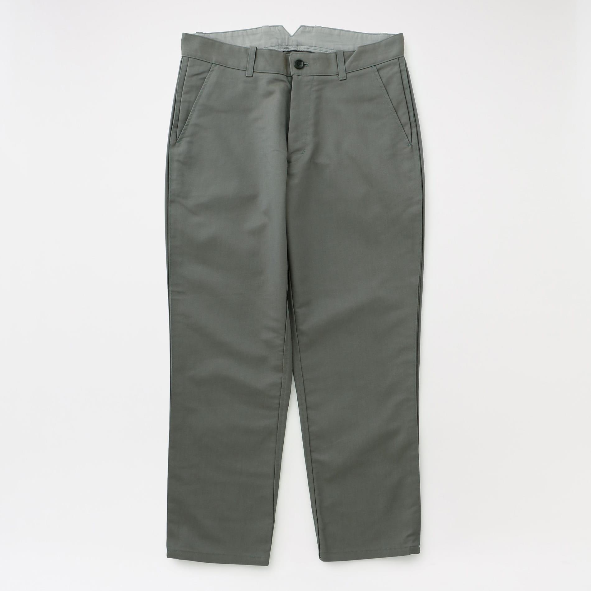 【NOMA t.d.】MEN Outseam Trousers PT03